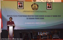 """Permen ESDM No. 37 Tahun 2017 Berikan Kepastian """"Business Process"""" Panasbumi"""