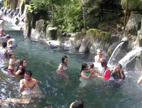 Air Panas Gunung Talang Menghangatkan Dunia Wisata Solok