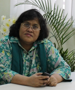 Nenny Miryani Saptadji: Panasbumi Merupakan Solusi