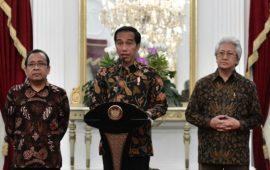 Presiden Jokowi Tetapkan Bonus Produksi  Bagi Daerah Penghasil Panasbumi