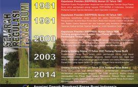 Sejarah Regulasi Panas Bumi