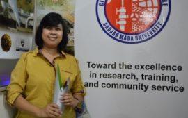 Pri Utami, Duta Geothermal Dunia dari Indonesia