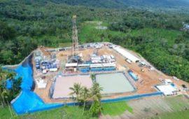 PLTP Sorik Merapi 240 MW Beroperasi April 2018