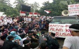 "Warga Batu Kuwung Banten ""Keukeuh"" Tolak Proyek PLTP"