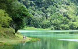 Danau Linow, Cekungan Air Nan Indah di Kawasan PLTP Lahendong