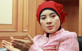 Nicke Widyawati dan Komitmen Pertamina Kembangkan Panasbumi