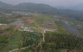 Kembangkan Wisata Desa Geothermal, PGE Kamojang Revitalisasi Danau Pangkalan