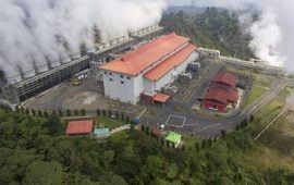 Posisi Indonesia dalam Pertumbuhan Kapasitas Panasbumi Global