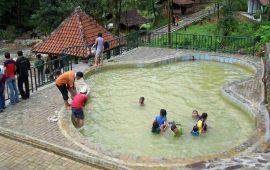 Pemandian Air Panas Ciparay Bogor, Pesona Indah di Dasar Lembah