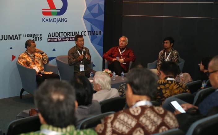PGE Rayakan 35 Tahun Panasbumi Kamojang
