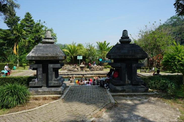 Air Panas Candi Umbul, Tempat Mandi Bangsawan di Zaman Raja Syailendra