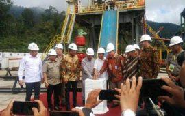 Sumatera Selatan Miliki 10 Persen Potensi Panasbumi Tanah Air