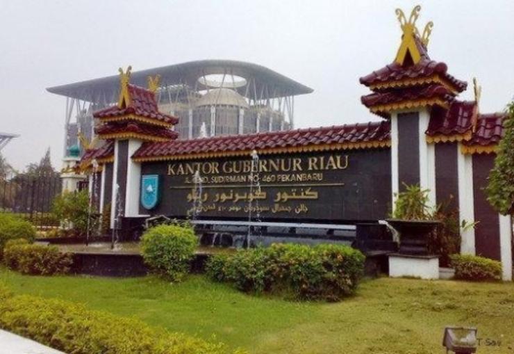 Panasbumi Riau Tersebar di Empat Titik