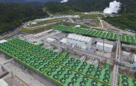Tiga Pembangkit Panasbumi akan Sumbang 180 MW Tahun Ini