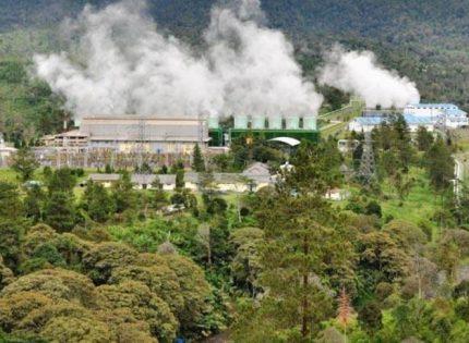 "Panasbumi Energi Andalan Program ""Lampung Terang"""