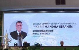 Proyek PLTP Unit II Dieng dan Patuha Dimulai, Geo Dipa Bisa Terangi 540.000 Rumah Tahun 2023