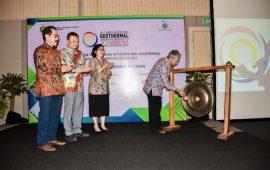 The 7th IIGCE 2019 Diluncurkan, Prijandaru: Ketahanan Energi Tak Mungkin Tanpa Panasbumi