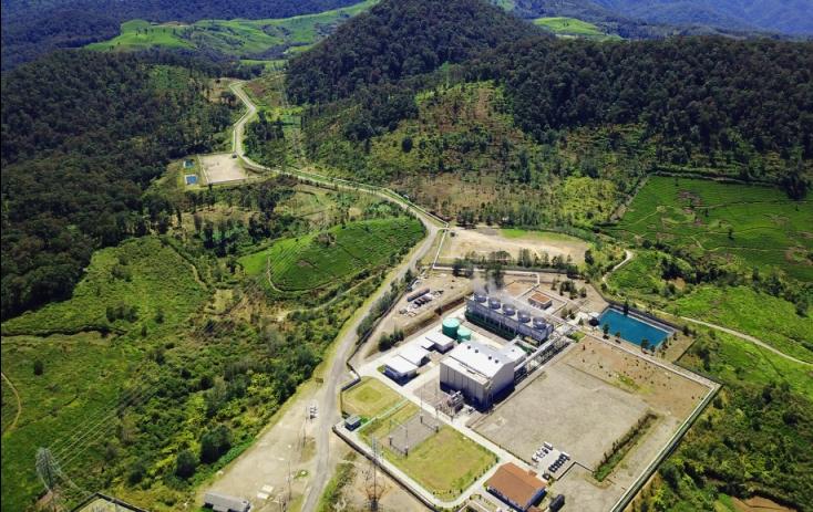 Pemerintah Tawari PLN Pengembangan Panasbumi 160 MW di Enam WKP