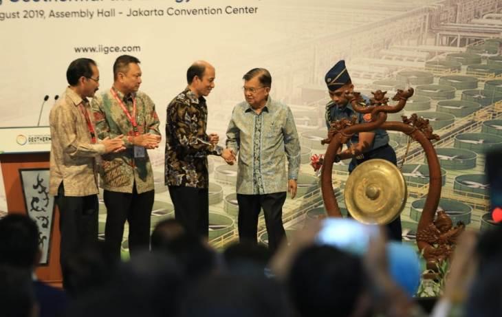 Wapres Jusuf Kalla Buka IIGCE 2019