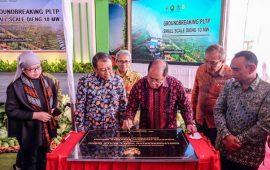Anggota Komisi VII DPR RI Rofik Hananto: PLTP Small Scale Dieng Dimonitor Khusus Staf Kepresidenan