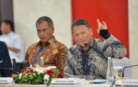 Menteri ESDM: Skema Cost Recovery untuk Panasbumi Masih Digodog
