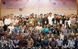 ITB International Geothermal Workshop 2020. Looking Forward to See You in Bandung!