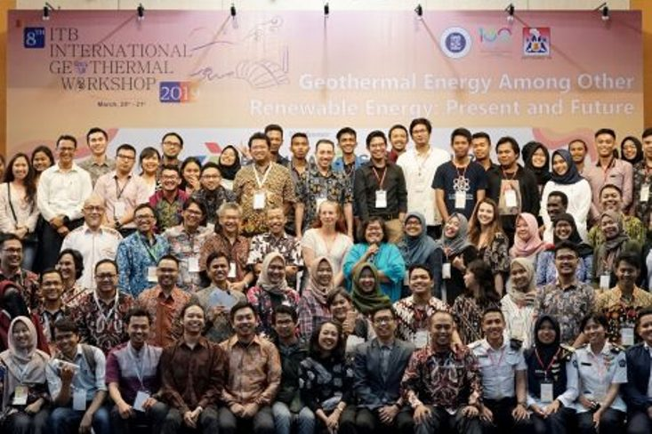 ITB International Geothermal Workshop 2020. Looking Forward to See You in Bandung!