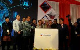 PLTP Muara Laboh Pembangkit Panasbumi Pertama di Sumatera Barat Diresmikan