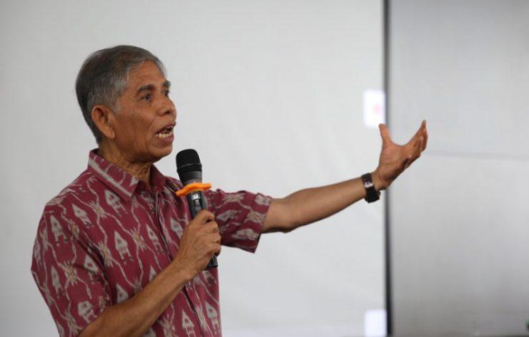 Surya Darma Sarankan RUU EBT Berganti Judul Jadi RUU ET