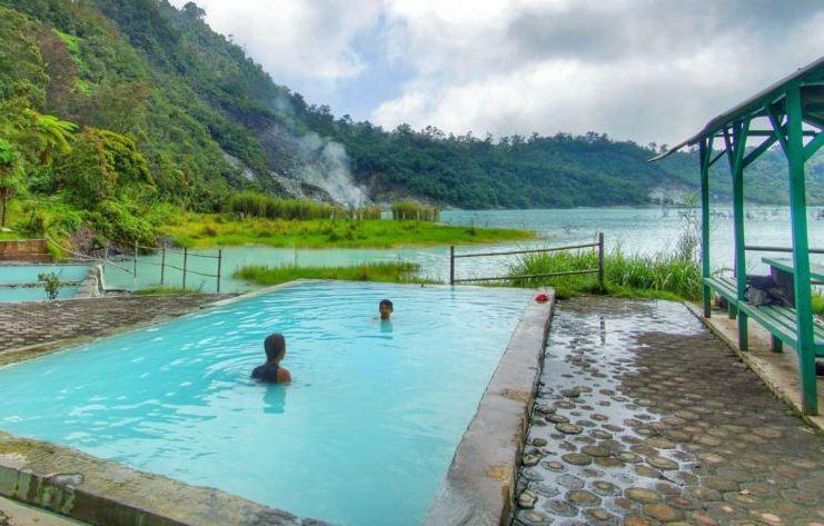 Talagabodas, Objek Wisata Panasbumi dalam Keheningan Pegunungan