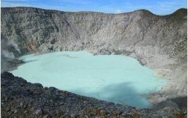 Meriahkan HUT Kabupaten Madina, Lapangan Panasbumi Sorik Merapi Jadi Medan Pendakian