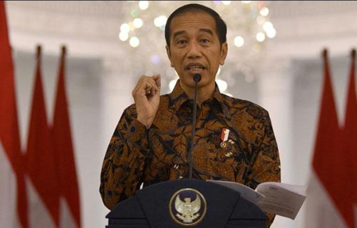 Presiden Jokowi Sampaikan Tujuh Instruksi Terkait Pandemi Covid-19
