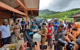 GDE Area Patuha Distribusikan Ribuan Paket Sembako kepada Masyarakat Terdampak Covid-19