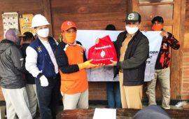 PT. Geo Dipa Energi Beri Bantuan Warga Terdampak Pandemi Covid-19 di Area PLTP Unit 2