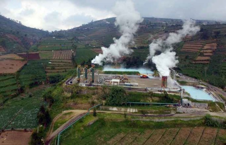 Inilah Progres Pengembangan Panas Bumi Indonesia