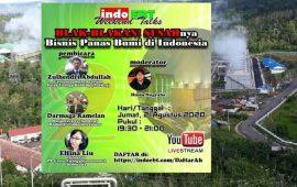 """Blak-blakan Susahnya Bisnis Panas Bumi di Indonesia"", Week End Talks IndoEBT"