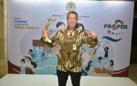 PGE Area Kamojang Raih Anugerah PROPER Emas 10 Kali Berturut-turut