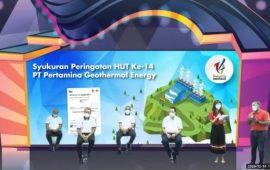 Rayakan HUT ke-14, Perusahaan Panas Bumi PGE Peroleh Sertifikat ISO 37001 Sistem Manajemen Anti Suap