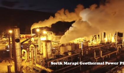 Inagurasi Sorik Marapi Geothermal