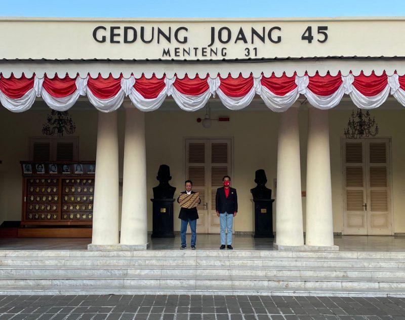 Pernyataan Sikap FSPPB & SP PLN di Gedung Joang 45, 16 Agustus 2021