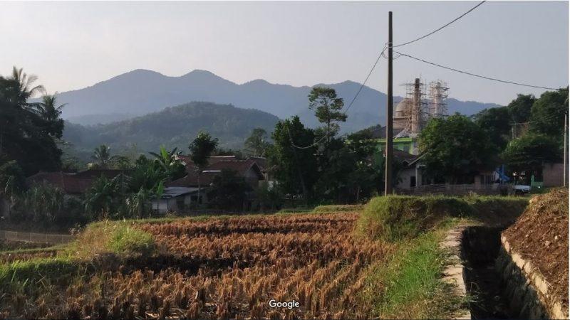 Potensi Panas Bumi Gunung Endut Banten (Doc. Gung Kasep)