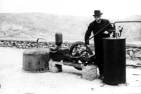 Piero Ginori Conti Penemu Turbin Panas Bumi