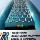 Gedung Kementerian BUMN, Jakarta